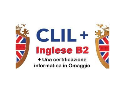 CDP CLIL + Certificazioni inglese B2