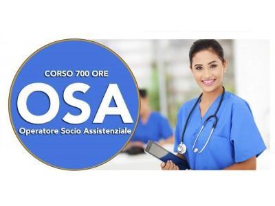 OSA (OPERATORE SOCIO ASSISTENZIALE)